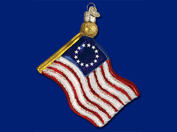 Betsy Ross Flag ornament