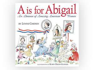 A is for Abigail children's book