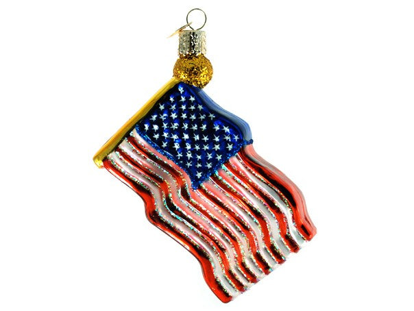 Star Spangled Banner ornament