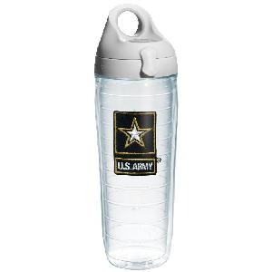 Tervis Army Star water bottle
