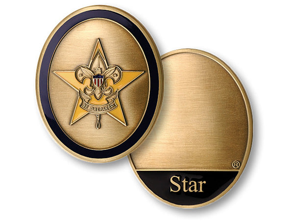 Star rank coin