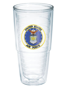 Air Force Tervis Big-T tumbler