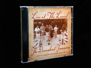 "Dismembered Tennesseans: ""Live at The Laurel"" CD"
