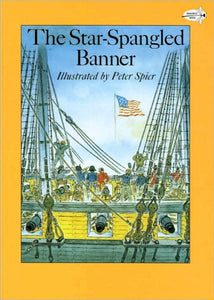 The Star Spangled Banner - softcover