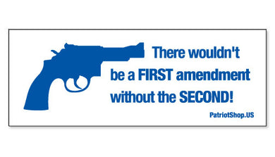 2nd Amendment sticker