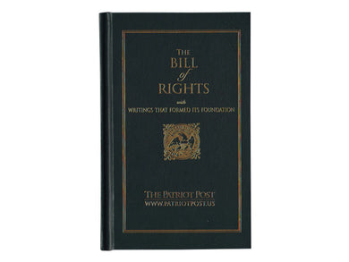 The Bill of Rights - hardback