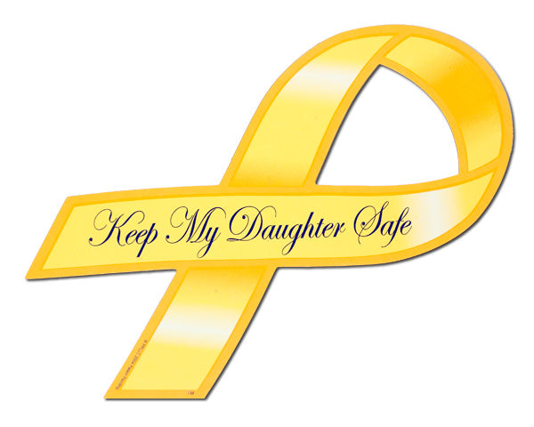 Keep My Daughter Safe magnet