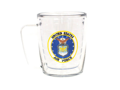 Air Force Tervis mug