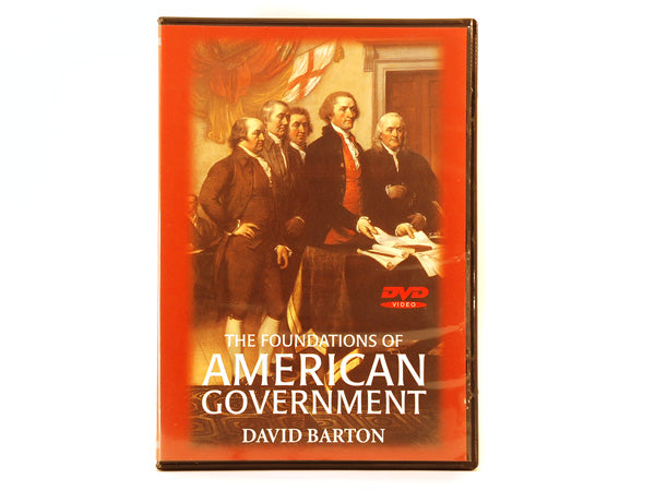 The Foundations of American Government - DVD