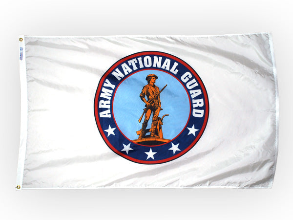 Army National Guard flag - 3' x 5'