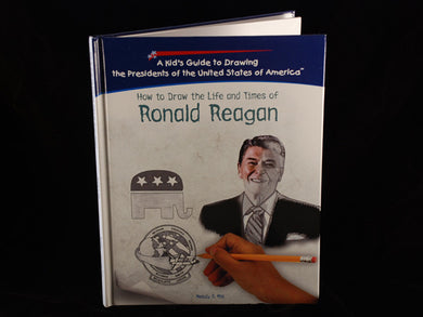 How to Draw the Life and Times of Ronald Reagan