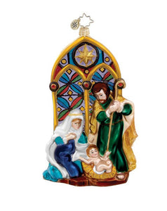 Radko Holy Reflections ornament
