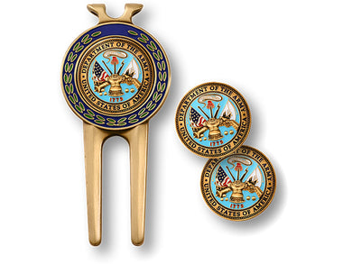 Army Divot Tool and Ball Marker Set