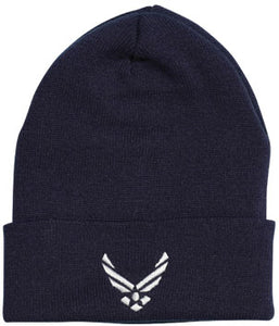 Air Force Wings knit cap