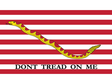 First Navy Jack sticker