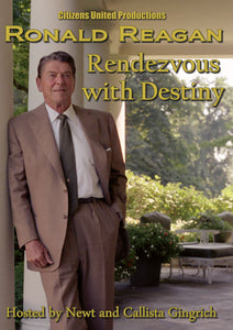 Ronald Reagan: Rendezvous with Destiny DVD