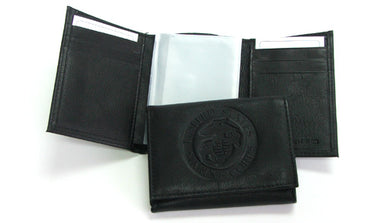 Marine Corps leather wallet