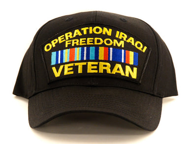 Iraqi Freedom Veteran hat