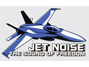 Jet Noise decal