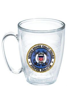 Coast Guard Tervis mug
