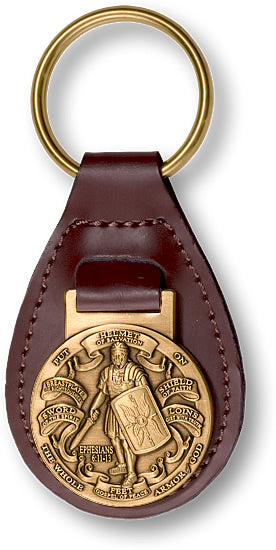 Armor of God key fob
