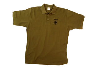 Army golf shirt - Army green