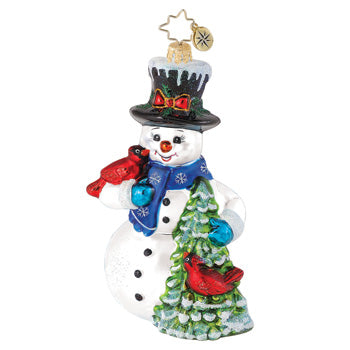 Evergreen Friends ornament - Radko