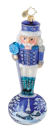 Radko Winterland Warden ornament