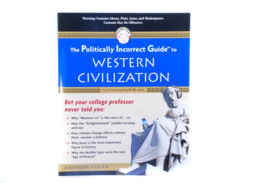 Politically Incorrect Guide, Western Civilization