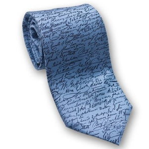 Signers of the Declaration tie