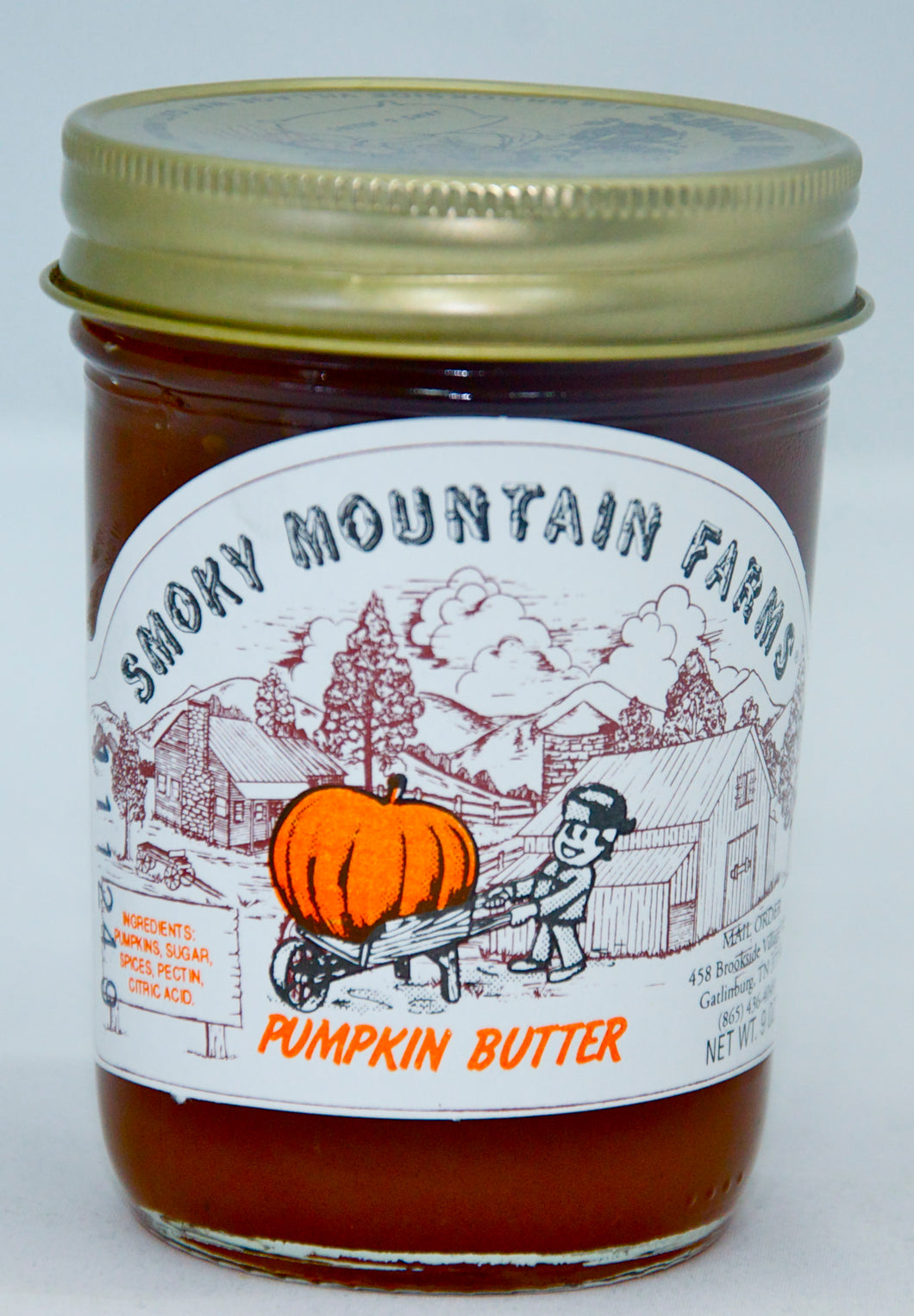 Smoky Mountain Farms Pumpkin Butter