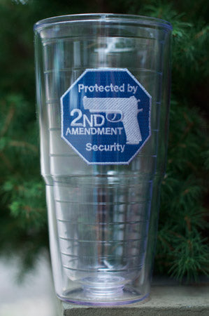 Second Amendment Security Tervis Big-T
