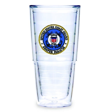Coast Guard Tervis Big- T tumbler