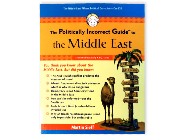 Politically Incorrect Guide, Middle East