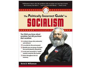 Politically Incorrect Guide, Socialism