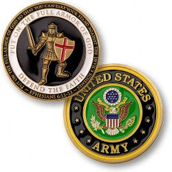 Armor of God - Army coin