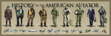 History of American Aviator poster