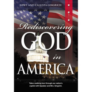 Rediscovering God in America DVD
