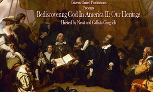 Rediscovering God in America II: Our Heritage DVD
