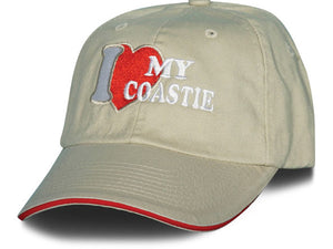 I Love My Coastie hat