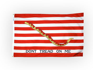 First Navy Jack flag - 3'x5'