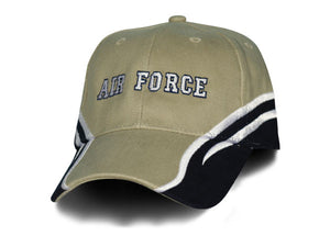 Air Force hat - taupe