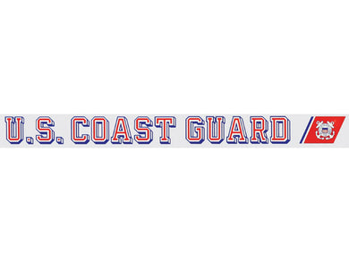 U.S. Coast Guard strip decal