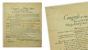 Parchment Bill of Rights