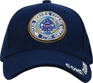 Coast Guard Insignia hat