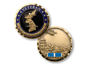 Korean Veteran coin