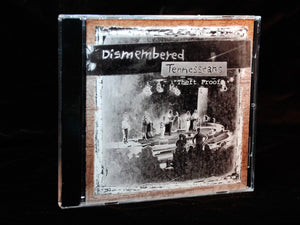 "Dismembered Tennesseans: ""Theft Proof"" bluegrass CD"