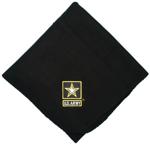 Army Star stadium blanket