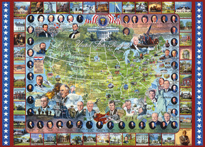 United States Presidents puzzle