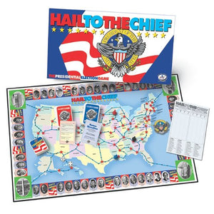 The Presidential Election board game